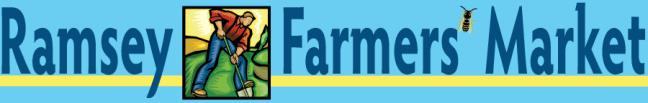 Ramsey Farmers Market logo