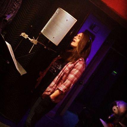 Carol Maine Recording 2018