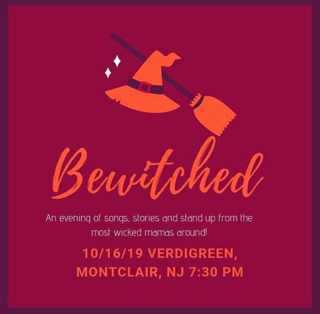 Bewitched Montclair 10.2019
